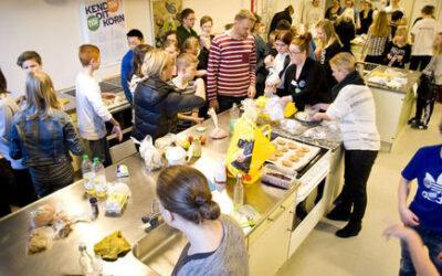 Gode madvaner er også afgørende for børns læring