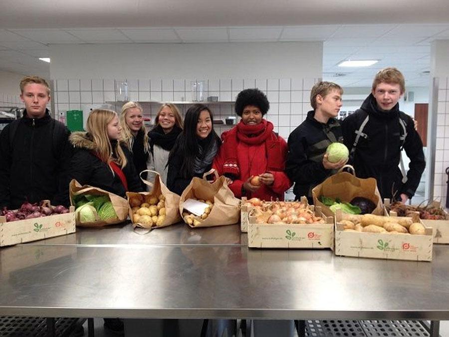 Lokal mad og økologi