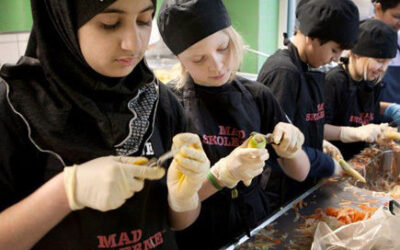 Københavns Madhus om skolemad og måltider efter reformen