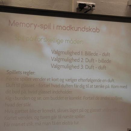 Aktivitet: Memory-spil med madkulturer