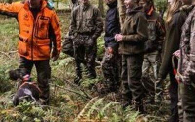 Undervisningsmateriale Danmarks Jægerforbund