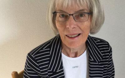 Inger har været medlem i 45 år