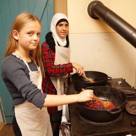 Dansk mad gennem tiden