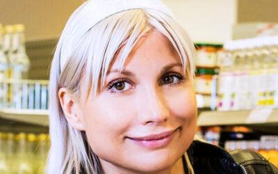 Selina Juul, stifter og bestyrelsesformand af Stop Spild Af Mad