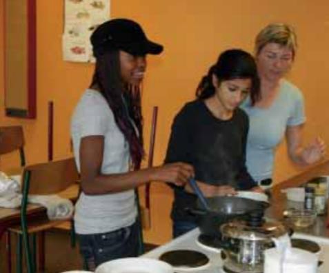 Humlehaveskolen – et etnisk mylder